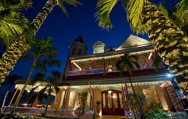 Merry Holiday Happenings Enliven the Florida Keys & Key West