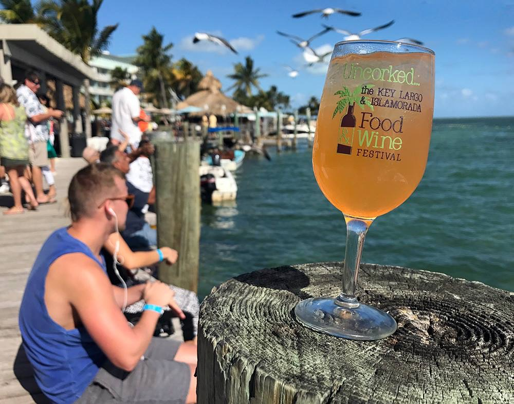 Kick Off 2019 at Upper Keys' 'Uncorked' Food & Wine Festival Jan. 10-20