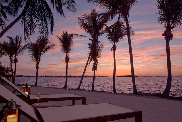 The Florida Keys is the perfect choice for a destination wedding. Credit Bungalows