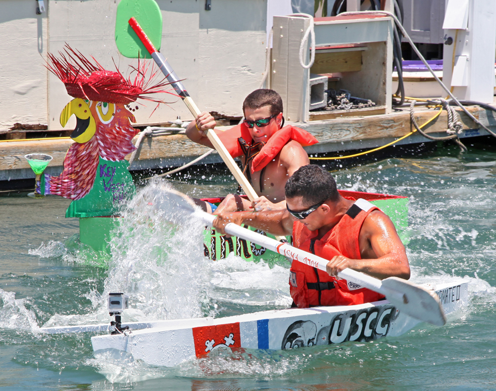 Minimal Regatta to Maximize Fun in Key West May 26