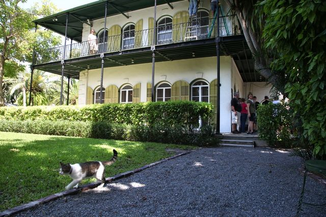 The best-known Hemingway heritage site is the Spanish colonial villa. Now a registered National Historic Landmark, it is open to the public as the Ernest Hemingway Home & Museum.