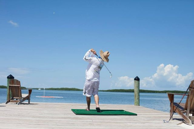 Golfers to Tee Off for Charity at Conch Scramble On-the-Water Tournament