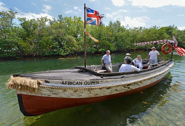 The African Queen, Key Largo_Credit Andy Newman