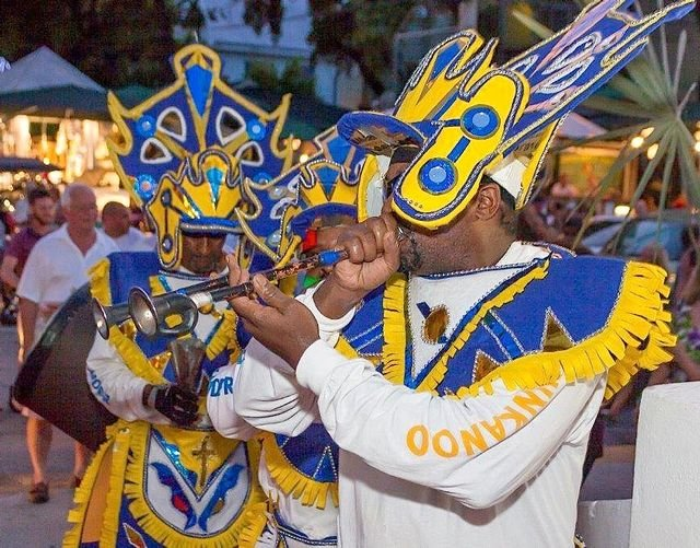 The festival's official Key West kickoff is the two-day Goombay Celebration in the island's Bahama Village.