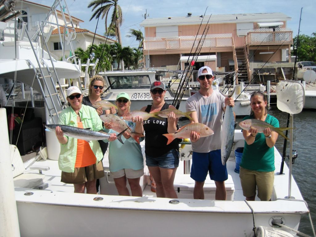 'No-Yelling School' for Lady Anglers is Set for Oct. 18-20 in Islamorada