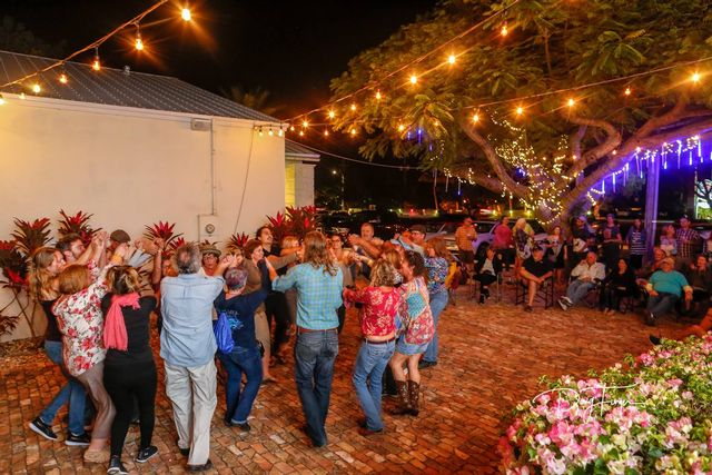 Friday is the weekend's traditional Square Dancing in the Streets warmup party beginning at 6 p.m. in the Morada Way Arts & Cultural District . Image: Doug Finger