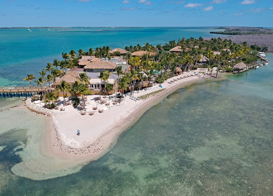 Réouverture du luxueux Little Palm Island Resort & Spa dans les Florida Keys