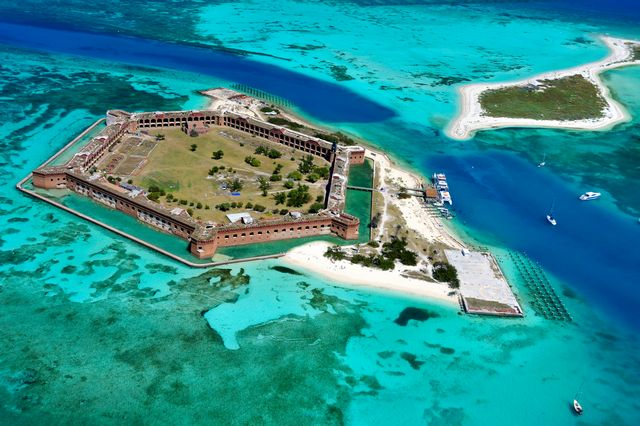 Dry Tortugas National Park_Credit Rob O'Neal