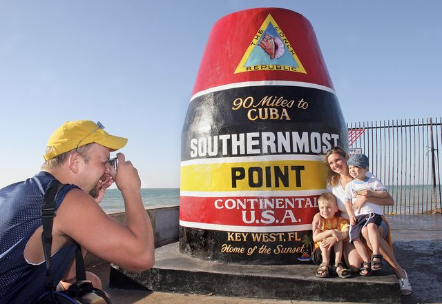 Southernmost Point, Key West_Credit Rob O'Neal