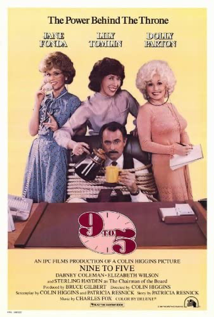 "The film ""9 to 5"" is celebrating its 40th anniversary."