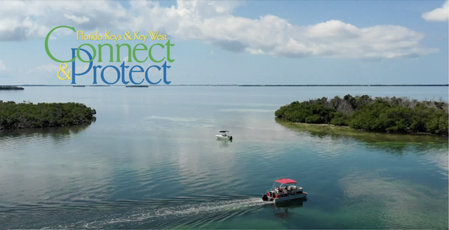 A new educational video encourages visitors to practice safe, responsible actions when boating, diving and fishing in the island chain.