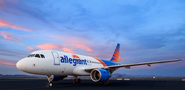 Allegiant is to add twice-weekly nonstop service to Key West on Airbus A319 aircraft.