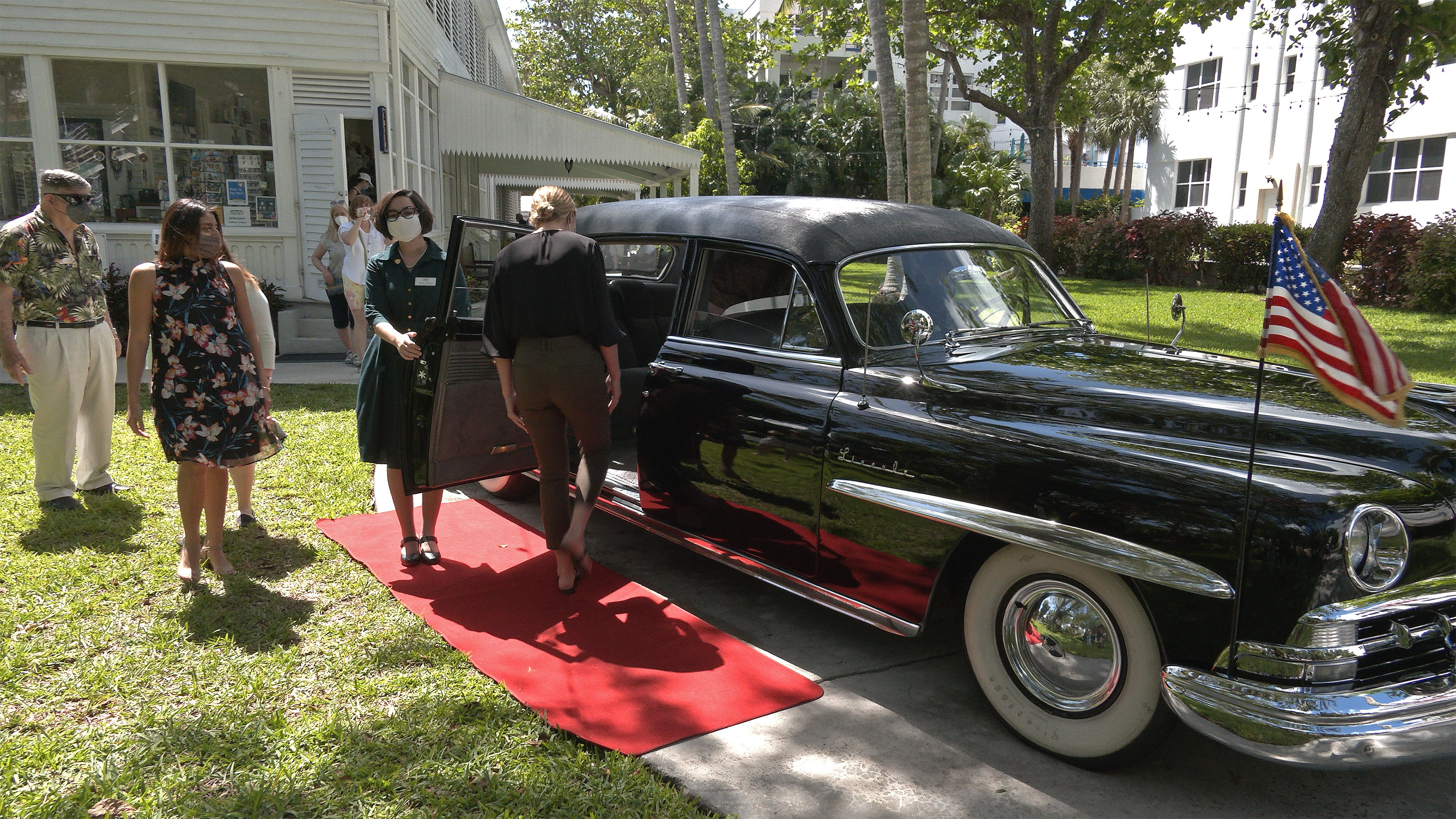 Key West Visitors Can Now Ride in Truman's Presidential Limo