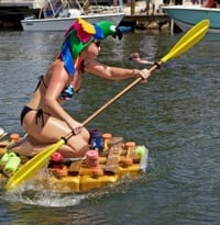 Float a Boat at Key Largo's Anything That Floats Race Aug. 15. Click for details.