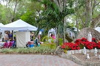 Islamorada's Art Under the Oaks to Entice Browsers and Shoppers Jan. 17. Click for Details.