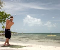 Conch Scramble Brings Saltwater Golf to Islamorada Sept. 27. Click for details.