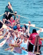 Serious Beachin' Fun Planned for Florida Keys Dragon Boat Festival May 16. Click for Details.