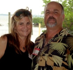 Both former New Jersey residents, Jen and Harry went from cold and crowded to quiet and quaint when they visited the Florida Keys.