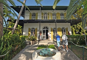 "The festival concludes  with ""To Have and Have Another,"" at 7:30 p.m. in the gardens of the Ernest Hemingway Home and Museum."