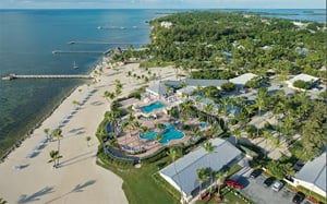 Islamorada's 119-room Islander Resort, A Guy Harvey Outpost is a popular spot in Islamorada, a small town community.