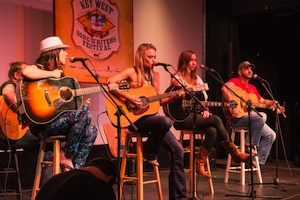 Key West Songwriters Festival is an annual tradition for many of America's leading country and pop music hitmakers.