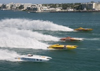 High-Speed Powerboats to Race in Key West World Championship Nov. 2-9. Click for Details.