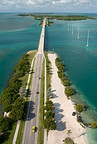 Florida Keys welcoming Labor Day Weekend visitors after Erika fizzles. Click for details.