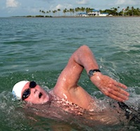Athletes to Swim from Islamorada to Alligator Lighthouse Sept. 20. Click for details.