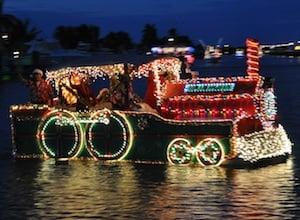 Christmas In Florida Keys.Boat Parades To Brighten Holidays In The Florida Keys
