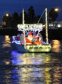 Boat Parades to Brighten Holidays in the Florida Keys. Click for details.