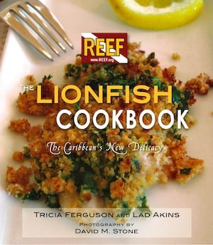 REEF developed a cookbook filled with innovative, simple recipes to prepare lionfish, and other species of edible fish.