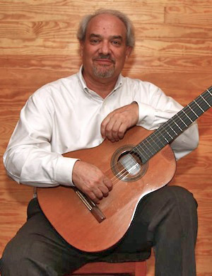 The event is the creation of internationally acclaimed classical guitarist Mateo Jampol, a longtime Florida Keys resident who performs as Mateo.