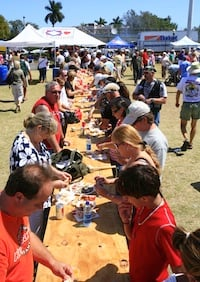 Original Marathon Seafood Fest to Blend Food, Fun and Families March 14-15. Click for Details.