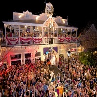 Celebrate New Year's Eve in style and warmth in Key West