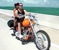 Poker Run Bikers Travel Florida Keys' Overseas Highway Through Sunday, Sept. 21. Click for details.