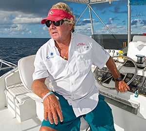 Skip Bradeen Marking 50 Years as a Keys Charter Captain