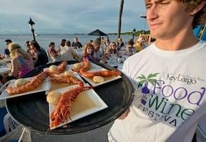 "Stoky also spearheads a wide variety of Key Largo events, and lends his skills to ""Uncorked —The Key Largo & Islamorada Food & Wine Festival."""