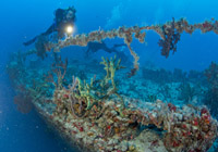 Spotlight Shines on Key Largo Shipwreck Anniversaries in 2017.