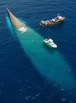 Spiegel Grove World S Third Largest Vessel Purposely Sunk