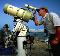 Winter Star Party to Bring 600 Astronomers to View Lower Keys Skies. Click for details.