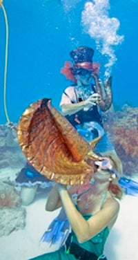 Lower Keys Underwater Music Festival to Promote Reef Protection.
