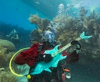 Make Summer Dive Plans! 31st Annual Underwater Music Festival to Rock the Lower Keys' Reef July 11. Click for details.