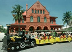 The acclaimed Key West Museum of Art & History is located in the restored custom house overlooking the waters plied by early mariners.