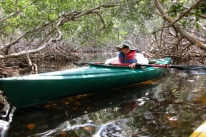 The Keys' waters are protected within the Florida Keys Marine Sanctuary, offering an unspoiled region for tranquil exploration. Florida Keys News Bureau photo.